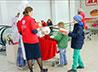 Благотворительную акцию «Всем миром» провели для нуждающихся в гипермаркете «Магнит»