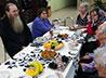 Чин освящения совершили в пансионате для пожилых людей «Рябинушка»