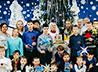 «Ангелы Рождества» побывали в детских интернатах и больницах