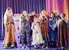 Рождественские спектакли продолжают радовать малышей