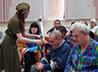 Сестры милосердия Преображенского храма посетили пансионат «Уктусский»