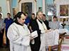 Таинство Крещения совершили для воспитанников Рефтинского специального училища
