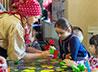 Кукольный спектакль научил дошкольников делиться радостью с ближними