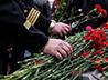 Дети войны в День памяти и скорби возложили венки к Вечному огню
