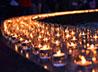Участники всероссийской акции зажгли свечи в память о погибших в Великой Отечественной войне