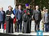 Клирик Казанского монастыря поучаствовал в городском митинге в День памяти и скорби