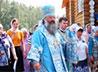 Архиерейской литургией отметили в поселке Зюзельский престольный праздник