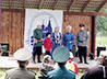 Первый казачий фестиваль духовных песнопений провели в д. Сербишино