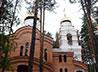 В храме свт. Луки Крымского завершили внешнюю отделку колокольни