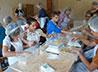 С мая по август участники акции «Народный обед» расфасовали и вручили нуждающимся 32 850 продуктовых наборов