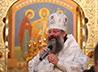 Митрополит Екатеринбургский и Верхотурский Кирилл совершил Божественную литургию в храме целителя Пантелеимона