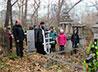 Экскурсию на Ивановское кладбище совершили воспитанники Свято-Симеоновской гимназии