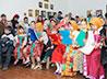 День именинника провели в воскресной школе храма Андрея Первозванного пос. Шаля