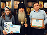 Одним из победителей областного фестиваля «Медиа менеджеры» стал епархиальный юнкор