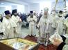 В 32 военном городке Екатеринбурга освятили воинский храм во имя Архангела Гавриила