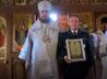 Духовника и казаков станицы «Верх-Нейвинская» отметили епархиальными наградами