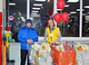 Рождественскую акцию провели в супермаркете «Яблоко» прихожане храма свт. Луки