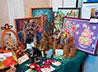 Рождественскую ярмарку устроили в Преображенском монастыре Каменска-Уральского