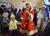 Пять православных приходов отметили зимние праздники вместе