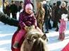 Воспитанники реабилитационного центра «Росток» посетили храм и покатались на лошадях