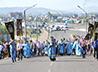 Воскресные школы митрополии крестным ходом и концертом отметят окончание учебного года.