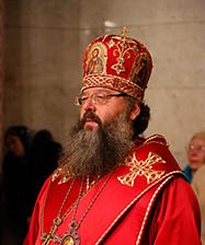 Митрополит Кирилл сослужил Предстоятелю Русской Церкви в день тезоименитства Его Святейшества.