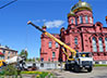 Вознесенский храм Скорбященской обители приобретет свой первоначальный вид