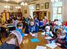 Познавательную игру в честь Дня славянской письменности и культуры провели в ЦПШ храма Всех Святых