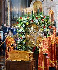 Екатеринбургская епархия организует паломнические поездки в Москву к мощам Николая Чудотворца