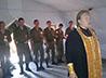 Военные священники выполняют свою миссию в полевом лагере