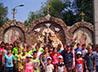 Первая смена детского летнего лагеря при Свято-Николаевском храме г. Тавды завершилась