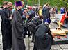 Городской митинг на мемориале «Рогожино» провели в Нижнетагильской епархии