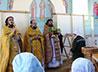 Праздничное чаепитие организовали для общины ИК-16 в день памяти св. равноап. княгини Ольги