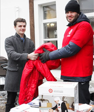 В храмах Екатеринбурга пройдет благотворительная акция помощи бездомным «С миру по нитке»