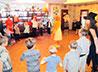 В День Матери в центре «Аистенок» провели мастер-класс для мам