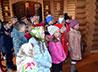 Экскурсию по храму провели для школьников города Ивдель