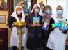 В храме при Горном университете провели акцию «В защиту жизни»