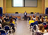 Лектор тюменского центра защиты материнства «Покров» провел серию встреч в Первоуральске