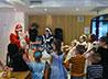 Новогодний праздник устроили для ребят из многодетных семей Каменска-Уральского