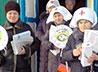 Сестры милосердия г. Тавды сотворили «нечаянную радость» для нуждающихся