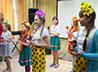 ДПЦ «Покров» подготовил для воспитанников интерната праздничную программу