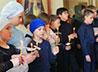 Гимназисты приняли участие в великопостном богослужении