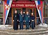 Митрополит Кирилл поздравил коллектив 5-го Военного клинического госпиталя Росгвардии
