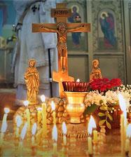 Во всех храмах Екатеринбургской епархии пройдут заупокойные службы по погибшим в результате пожара в торговом центре в Кемерове
