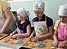 Урок пекарского мастерства провели в воскресной школе Преображенского монастыря