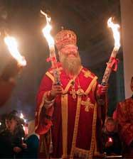 В Екатеринбурге пройдут Пасхальные праздничные богослужения