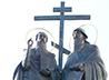 Святым просветителям славян помолились за архиерейской Литургией в «Большом Златоусте».
