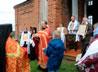 Впервые за много лет в ялунинской церкви прозвучала Литургия