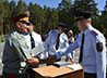 Церемония вручения дипломов о высшем профессиональном образовании прошла в УрЮИ МВД России