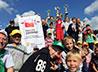 Около 150 детей оздоровительного лагеря поучаствовали в турнире «Русский Силомер»